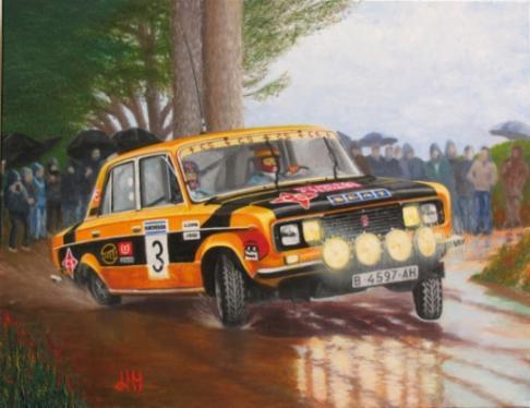 Antequera classic pintura al leo seat 1430 1800 en el for Seat 1430 fu 1800